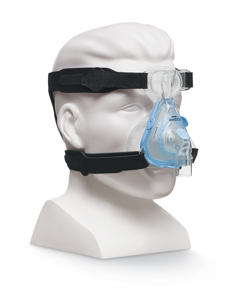Respironics Easylife Mask With Headgear